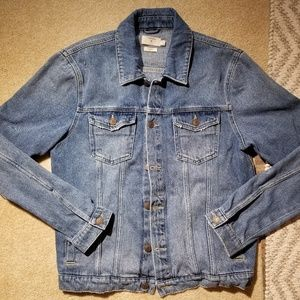 TOPMAN Denim jacket large Size L